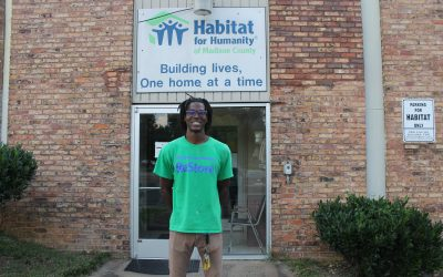 Inside Habitat for Humanity: Caleb Battle