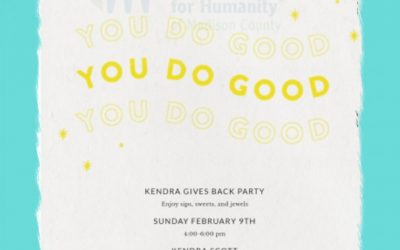 Habitat teams up with Kendra Scott